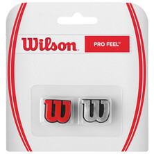 Wilson Pro Feel Vibration Dampners - Red Silver