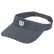 Wilson Rush Knit Visor Ultralight Dark Grey