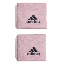 Adidas Wristbands Two Pack Pink