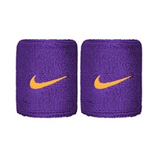 Nike Swoosh Wristbands - Field Purple Amarillo