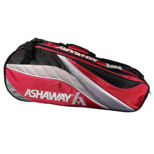 Ashaway ATB 863 Double Thermo Racketbag Red
