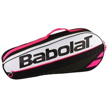 Babolat Racket Holder Essential Pink Black X3