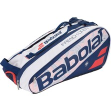 Babolat French Open 6R Racket Bag Blue White 2018
