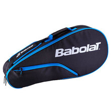 Babolat Racket Holder Essential Club 3 Racket Black Blue 2018