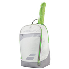 Babolat Club Wimbledon Backpack White Green
