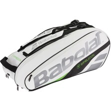 Babolat Pure Wimbledon Racket Holder X6 Racketbag White Green