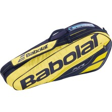 Babolat Pure Aero 3 Racket Bag - Yellow/Black