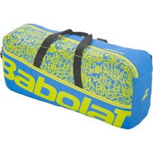 Babolat Duffle Classic M Blue Yellow Lime