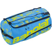 Babolat Duffle Playformance XL Blue Yellow Lime
