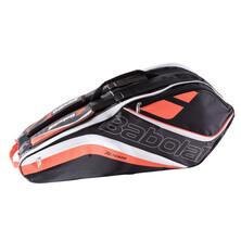 Babolat Team Line Racket Holder X6 Fluo Red