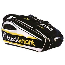 Black Knight Delux Double Racket Bag BG636