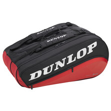 Dunlop CX Performance Thermo 8 Racket Bag Black Red 2021