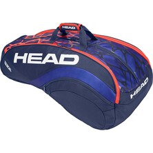 Head Radical 12R Monstercombi Blue Orange 2018