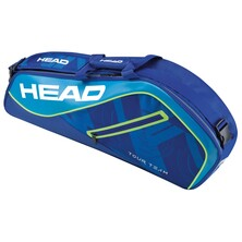 Head Tour Team Pro 3R Racket Bag - Blue Blue
