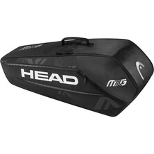 Head MXG 6R Combi Bag Black Silver