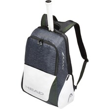 Head Djokovic Backpack Black Silver