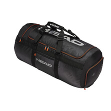 Head Tour Team Sport Bag Black Silver