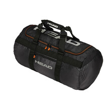 Head Tour Team Club Bag Black Silver