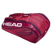 Head Tour Team 12R Monstercombi Raspberry Red Navy