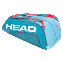 Head Tour Team 12R Monstercombi Racket Bag Blue Pink