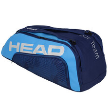 Head Tour Team 9R Supercombi Racket Bag Navy Blue