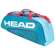 Head Tour Team 6R Combi Racket Bag Blue Pink