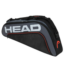 Head Tour Team 3R Pro Racket Bag Black Grey