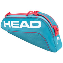 Head Tour Team 3R Pro Racket Bag Blue Pink