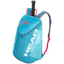 Head Tour Team Backpack Blue Pink