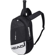 Head Elite Backpack Black White