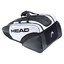 Head Djokovic 12R Monstercombi Racket Bag 2021 White Black