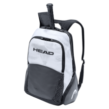 Head Djokovic Backpack 2021 White Black