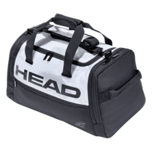 Head Djokovic Duffle Bag 2021 White Black
