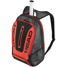 Head Tour Team Backpack - Black Red