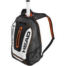 Head Tour Team Backpack - Black White