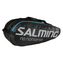 Salming ProTour 12R Racket Bag Black Blue