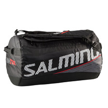 Salming Pro Tour Duffel 65L Bag Black Red