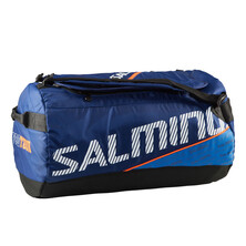 Salming Pro Tour Duffel 65L Bag Navy Orange