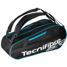 Tecnifibre Team Lite 6 Racketbag Black Blue