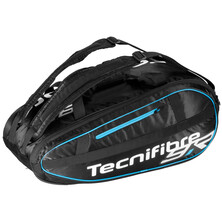 Tecnifibre Team Lite 9 Racketbag Black Blue
