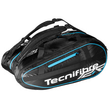Tecnifibre Team Lite 12 Racketbag Black Blue