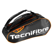 Tecnifibre Absolute Squash 6 Racket Bag Orange