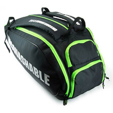 Unsquashable Tour Tec Pro Racket Bag Black Green