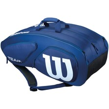 Wilson Team II 12 Pack Racket Bag Navy