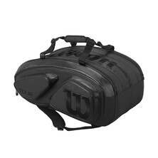 Wilson Tour V 15 Pack Racket Bag Black Edition