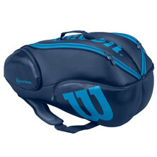 Wilson Vancouver Ultra 9 Pack Racketbag Blue