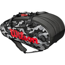 Wilson Super Tour 15 Racket Bag - Camo