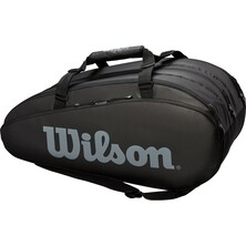 Wilson Tour 15 Racket Bag Black