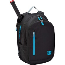 Wilson Ultra Backpack Black Blue