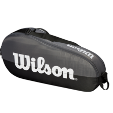 Wilson Team 3 Racket Bag Grey